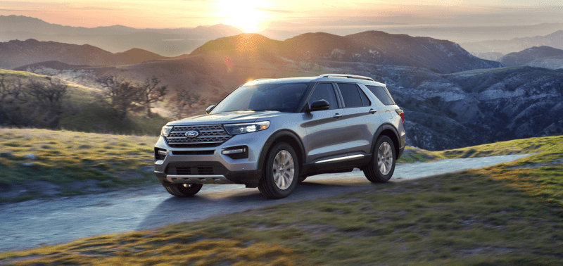 2020 Ford Explorer by Zender Ford